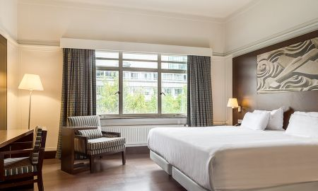Superior Room - NH Atlanta Rotterdam - Rotterdam