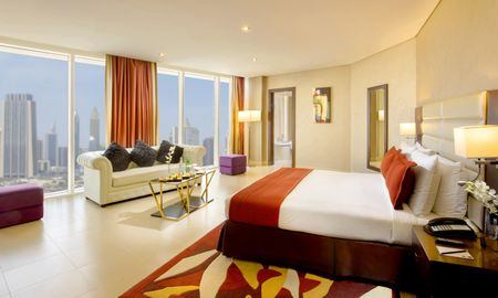 Camera Premium - Vista Skyline - Millennium Central Downtown - Dubai