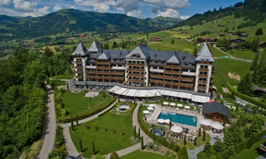 Hotel The Alpina Gstaad Booking Info - Hotel alpina gstaad