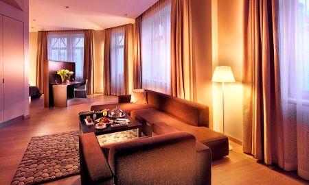 Suite Deluxe - ROSET Boutique Hotel - Bratislava