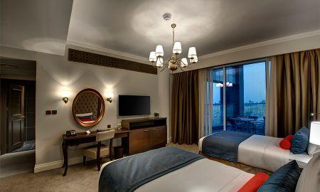 Chambre Dukes Twin - DUKES Dubai Palm Jumeirah - Dubai