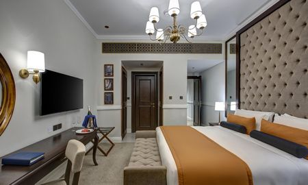 Studio Deluxe - Usage Individuel - Dukes The Palm, A Royal Hideaway Hotel - Dubai