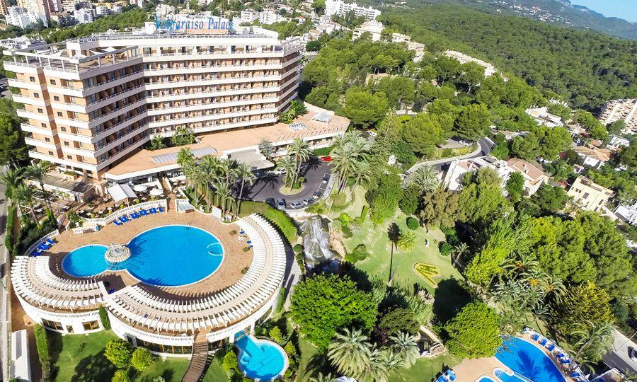 GPRO Valparaiso Palace & Spa - Palma de Mallorca