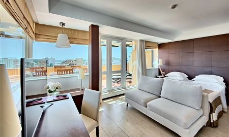 Deluxe Room with Terrace and Sea View - Dom Pedro Vilamoura - Algarve
