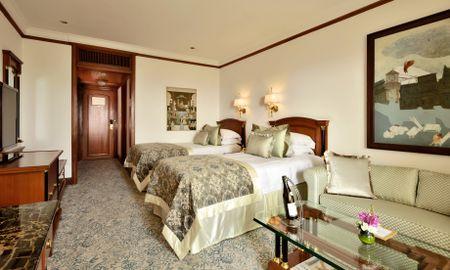 Двухместный номер люкс - вид на город - Taj Mahal Hotel New Delhi - Delhi