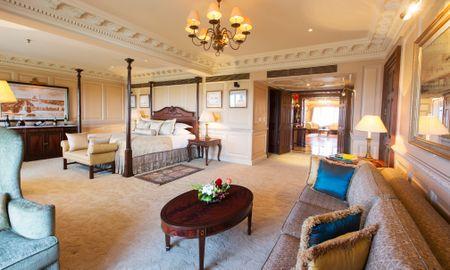 Президентский люкс - Taj Mahal Hotel New Delhi - Delhi