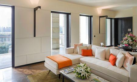 Suite Garden Terrace sem Piscina Privada - The Lodhi - Delhi