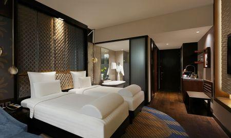 Executive Club Twin Room - Executive Club Lounge Access - Pullman New Delhi Aerocity - Delhi