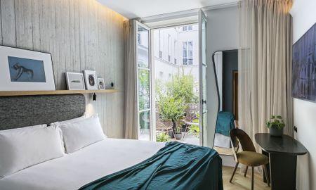 Quarto Clássico Com Varanda - Hôtel National Des Arts Et Métiers - Paris