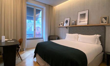 Suíte Jardim - Hôtel National Des Arts Et Métiers - Paris