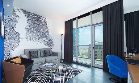 Chambre Premium - TRYP By Wyndham Dubai - Dubai