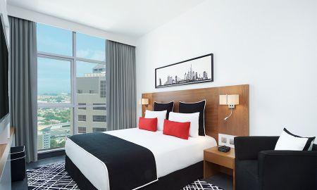 Suite Una Camera - TRYP By Wyndham Dubai - Dubai