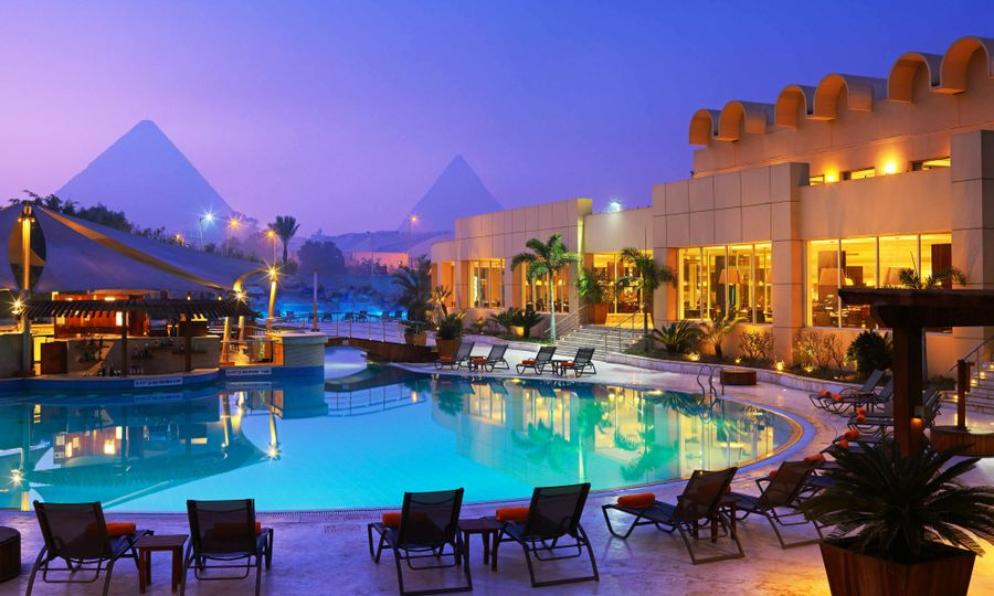 Le Meridien Pyramids Hotel Spa Booking Info