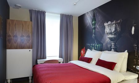 Small Room - The Muse Amsterdam - Boutique Hotel - Amsterdam