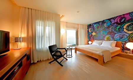 Quarto Confort com vista mar - Palmalife Bodrum Resort & Spa - Bodrum