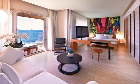 Quarto Executivo com vista Mar - Palmalife Bodrum Resort & Spa - Bodrum