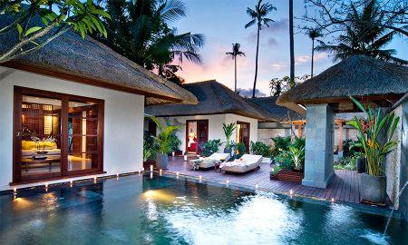 Villa Deluxe de Dos Habitaciones con Piscina - Belmond Jimbaran Puri - Bali