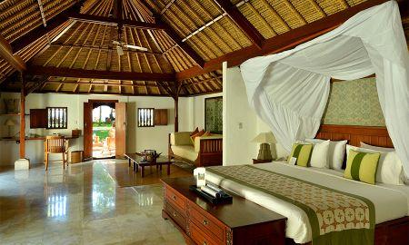 Superior Garten Zimmer Cottage - Belmond Jimbaran Puri - Bali