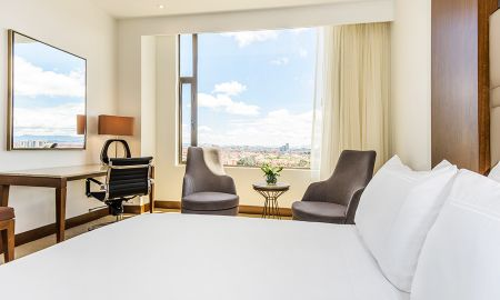 Superior Room with View - NH Collection Bogotá Teleport Royal - Bogota