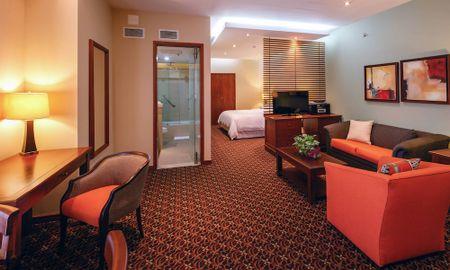 Suite Junior - Sheraton Bogota Hotel - Bogotá