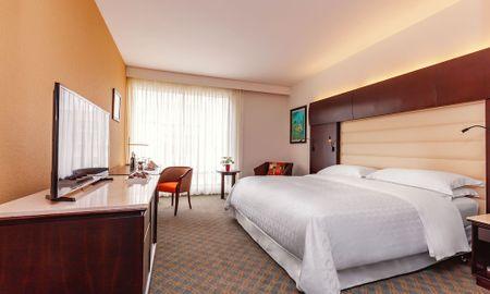 Habitación Classic King - Sheraton Bogota Hotel - Bogotá