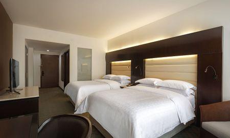 Habitacion Clásico Twin - Sheraton Bogota Hotel - Bogotá