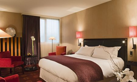 Classic Queen Room - Pullman Toulouse Airport - Toulouse