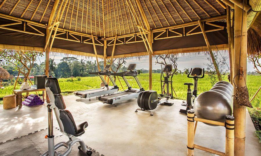 Hotel Visesa Ubud Resort Reservierung Informationen