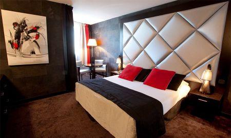 Habitación Platinium - Palladia Hotel - Toulouse