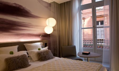 Classic Double or Twin Room - Classic - Le Grand Balcon Hotel - Toulouse