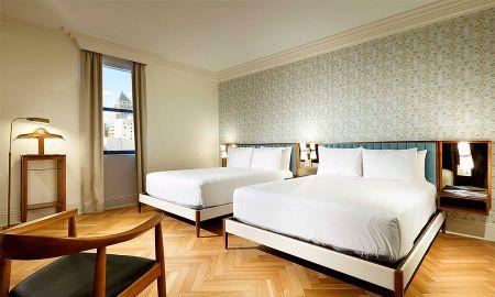 Chambre Double avec 2 Lits Doubles - Eurostars Langford Hotel - Miami