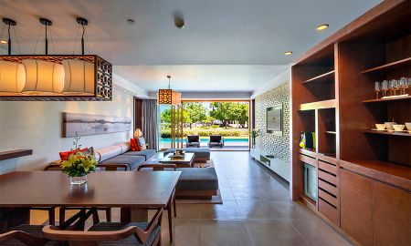 Beachfront Two Bedroom Suite with private pool - Angsana Lang Co - Thua Thien - Hue