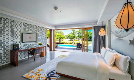 Courtyard Two Bedroom Suite with private pool - Angsana Lang Co - Thua Thien - Hue