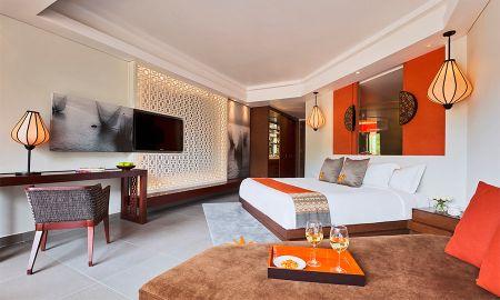 Garden Room with Balcony - King Size Bed - Angsana Lang Co - Thua Thien - Hue