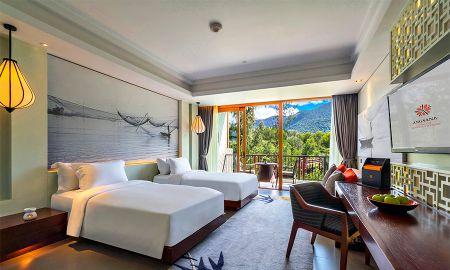 Garden Room with Balcony - Twin beds - Angsana Lang Co - Thua Thien - Hue