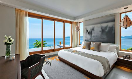 Junior Suite Sea View with Private Pool - King Size Bed - Angsana Lang Co - Thua Thien - Hue