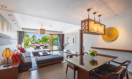 One Bedroom Beachfront Suite with private pool - Angsana Lang Co - Thua Thien - Hue
