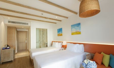 Chambre Junior Suite Twin - Risemount Premier Resort Da Nang - Da Nang