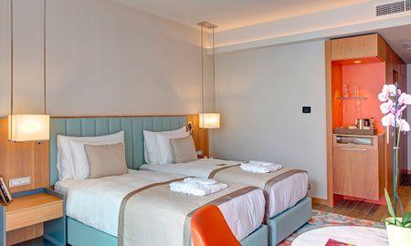 Chambre Standard, Lit Jumeaux,Vue Parc - Rixos Premium Dubrovnik - Dubrovnik
