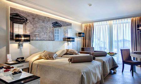 Superior Room, Twin Beds, Sea View - Rixos Premium Dubrovnik - Dubrovnik