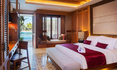 Haven Suite Pool Access - THE HAVEN SUITES Bali Berawa - Bali