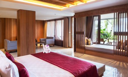 Suite Royale Berawa en bord de mer - THE HAVEN SUITES Bali Berawa - Bali