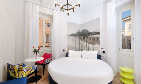 Executive Zimmer - Boutique Centrale Palace - Rom