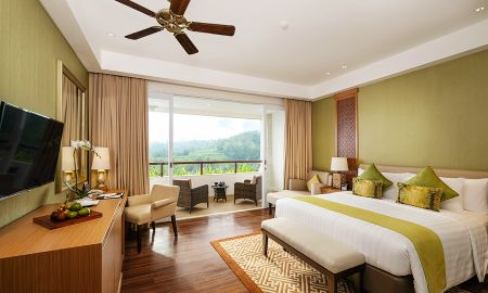 Camera Deluxe - Saranam Resort & Spa - Bali