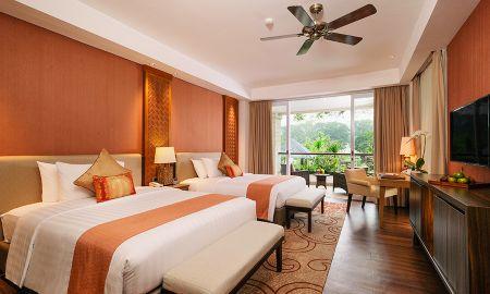 Camera Deluxe Familiare - Saranam Resort & Spa - Bali
