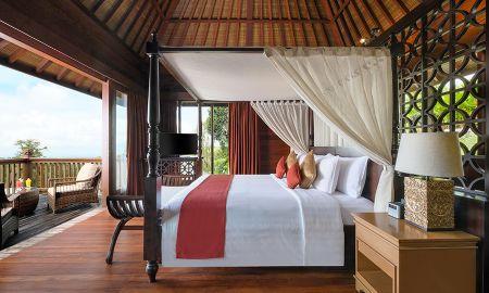 Villa Hill Top - Saranam Resort & Spa - Bali