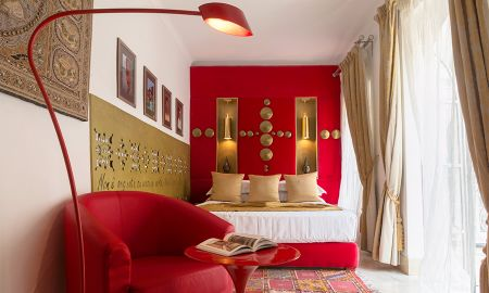Chambre Supérieure - Riad Infinity Sea - Marrakech
