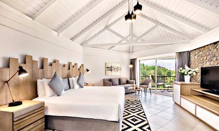 Habitación Deluxe Familiar - JA Hatta Fort Hotel - Dubai