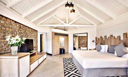 Habitación Deluxe con Vista a la Montaña - JA Hatta Fort Hotel - Dubai