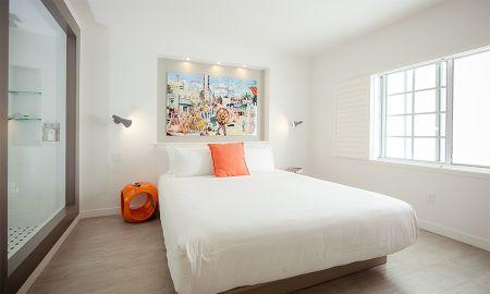 Chambre Standard King - Eurostars Vintro Hotel - Miami